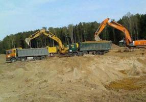 Земляные работы в Краснодаре (фотография 2)
